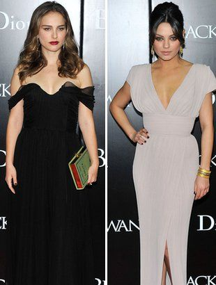 Natalie Portman vs. Mila Kunis (FOTO)