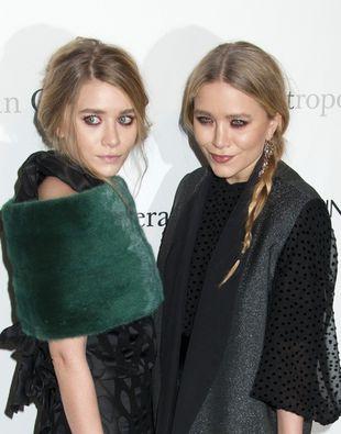 Siostry Olsen straszą (FOTO)