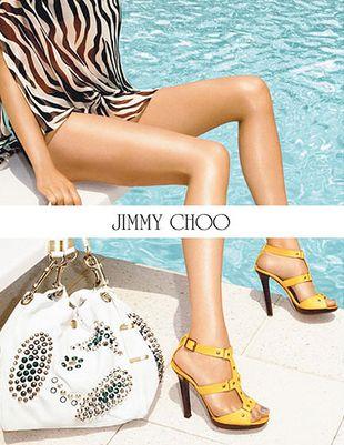 Jimmy Choo zdradza przepis na piękne stopy
