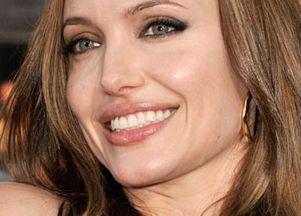 Skórzana Angelina Jolie