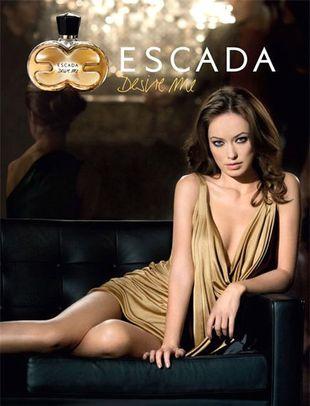 Olivia Wilde dla Escady