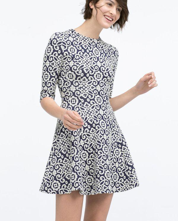 Załóż sukienkę, odsłoń nogi! - przegląd oferty Zary (FOTO)