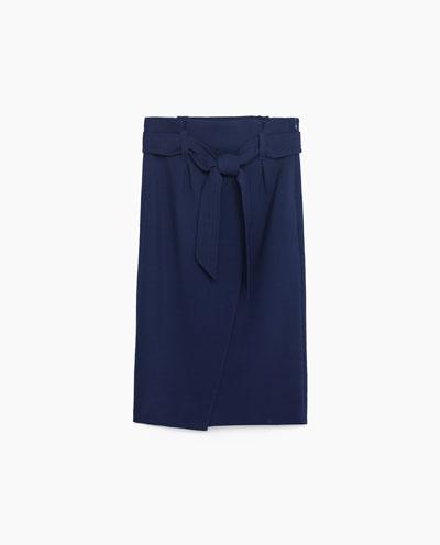 Wyprzedaż Zara - 10 modnych spódnic na lato 2016
