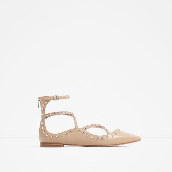 Wyprzedaż Zara -  Modne buty na lato 2016 (FOTO)