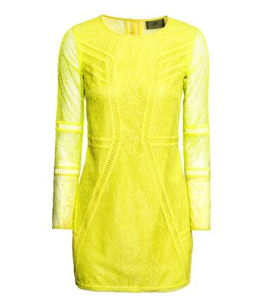 H&M - Porcja wieczorowych sukienek na sylwestra (FOTO)
