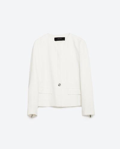 Zara Wear to Work - Moda na wiosnę w biurowym wydaniu
