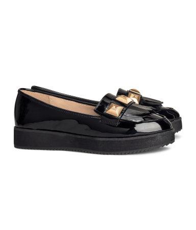 H&M Shoes - Płaski Obcas (FOTO)