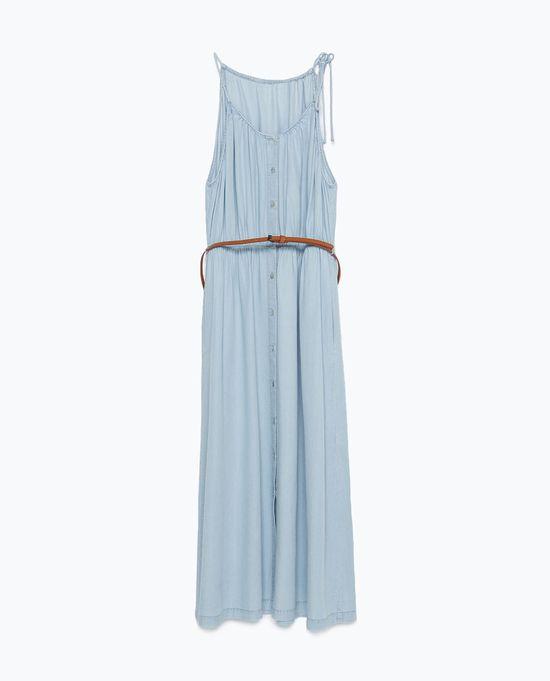 Zara Online Chambray Casuals - Denim w kilku wydaniach