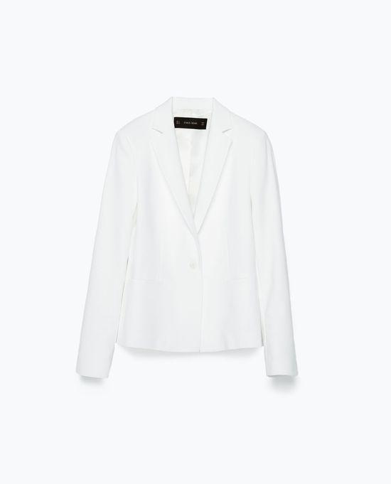 Nowości Zara w bieli i odcianiach niebieskiego (FOTO)