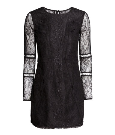 H&M - Modne wieczorowe sukienki (FOTO)