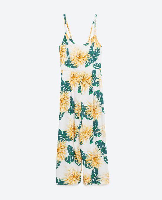Zara Tropical Blossom - Kwiatowy akcent w wydaniu na lato
