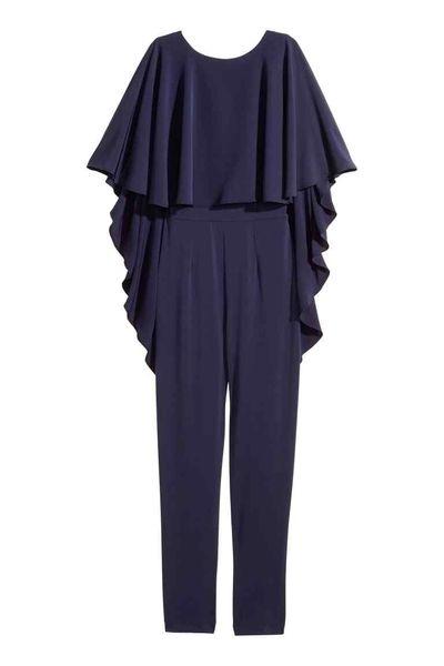 Przegląd H&M - 10 modnych wieczorowych kombinezonów (FOTO)
