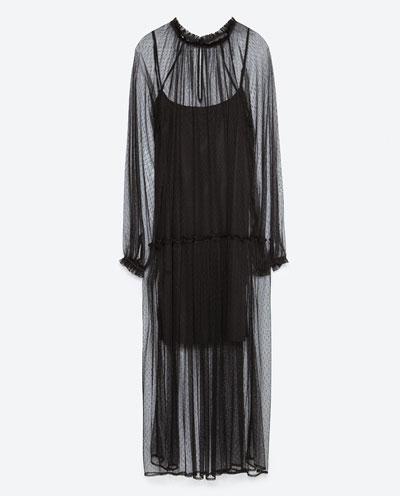 Zara TRF - Wyprzedaż modnych sukienek (FOTO)