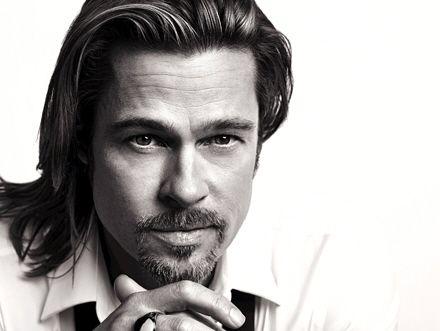 Brad Pitt dla Chanel No. 5