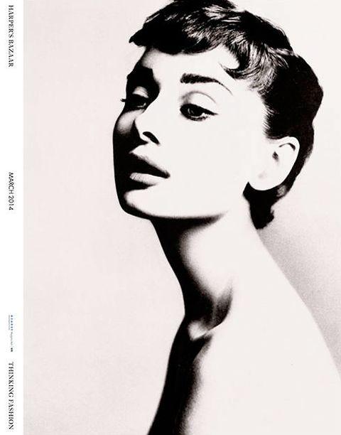 Okładki Audrey Hepburn