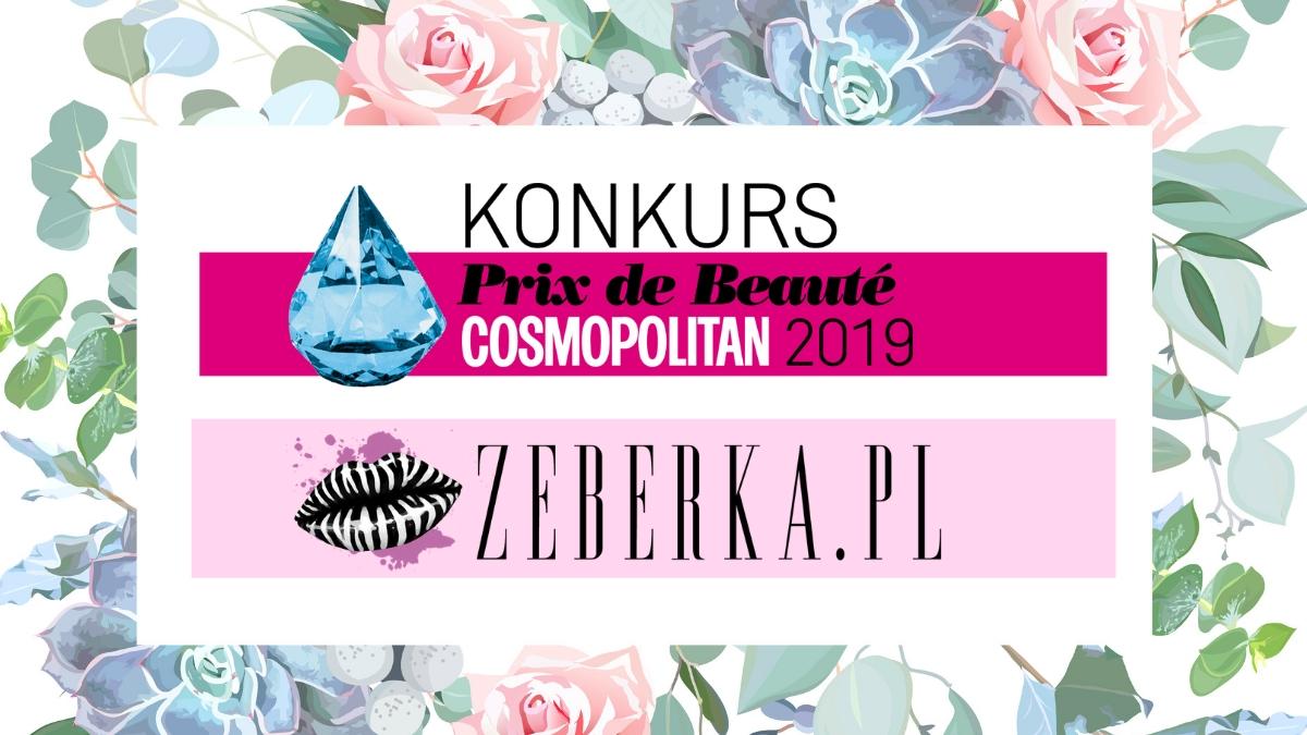 Ruszył Prix De Beaute Cosmopolitan 2019! Pierwszy raz w historii konkursu najlepszy kosmetyk roku wybiorą czytelniczki Zeberka.pl