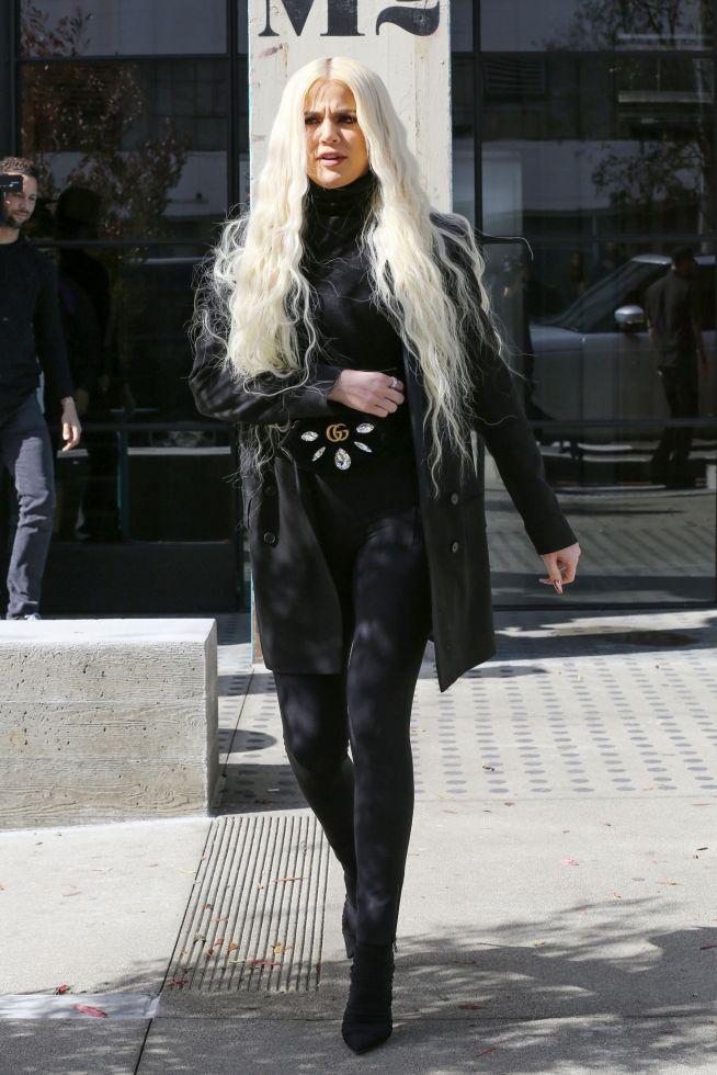 Niepokojąca metamorfoza Khloe Kardashian. Niedługo będzie chudsza niż Kendall!