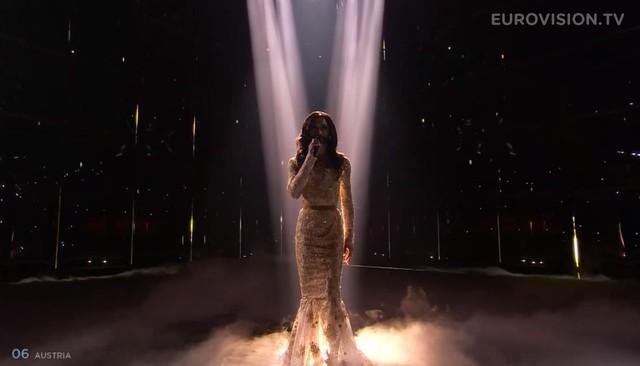 Conchita Wurst – Eurowizja 2014, finał