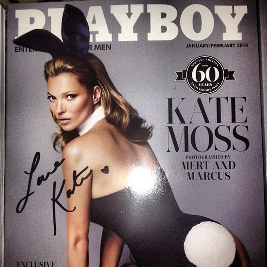 Co robi Kate Moss na t-shircie Marca Jacobsa? (FOTO)