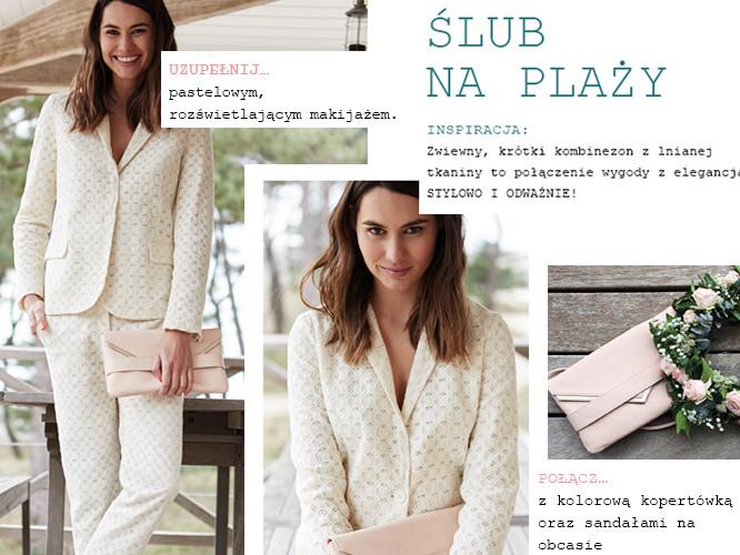 Promod Nowy szyk - 5 modnych stylizacji na lato 2016