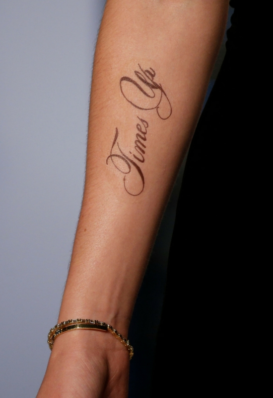 Emma Watson zrobiła tatuaż? W ten sposób chciała zwrócić uwagę na pewien problem