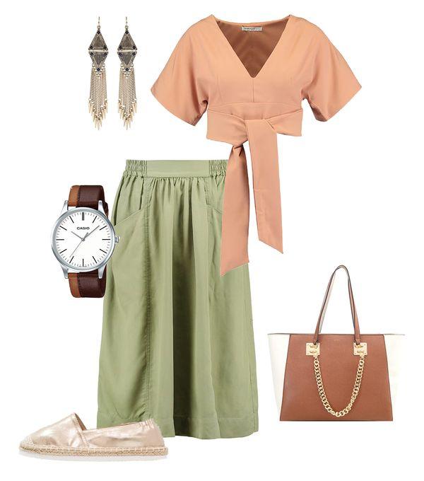 Spódnica + espadryle = must have na lato! Zobaczcie 6 gotowych stylizacji (FOTO)