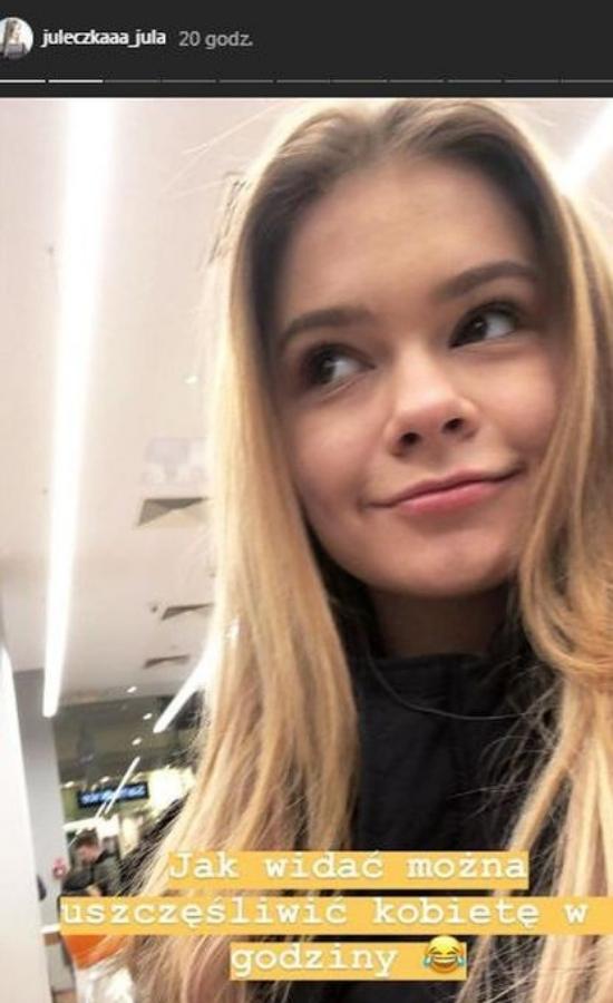 Julia Wróblewska idzie w ślady starszych koleżanek z branży. Zrobiła doczepy
