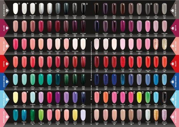 Postaw na kolor i wygraj zestaw do hybrydowego manicure!