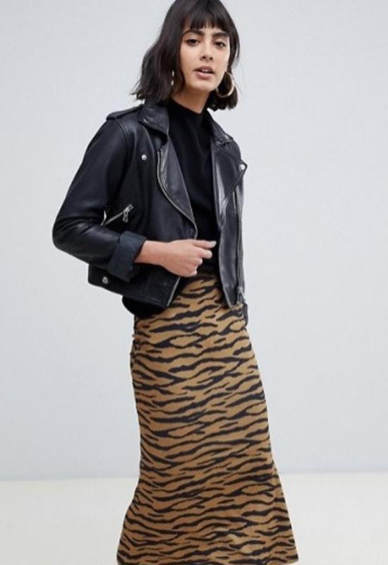 Zwierzęce motywy nadal królują na ubraniach! Tygrysi print podbija instagram