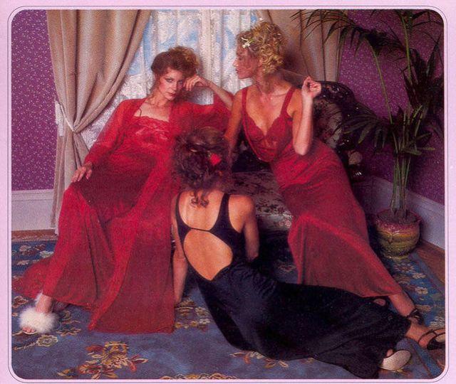 Widziałaś już stare zdjęcia reklamowe Victoria's Secret?