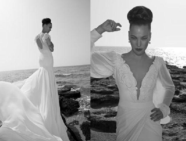 Najpiękniejsze suknie ślubne Yaki Ravid (FOTO)