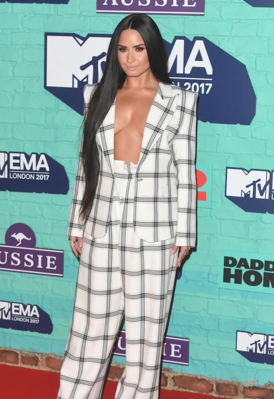 Demi Lovato rzuciła odchudzanie. Na Instagramie pochwaliła się efektami