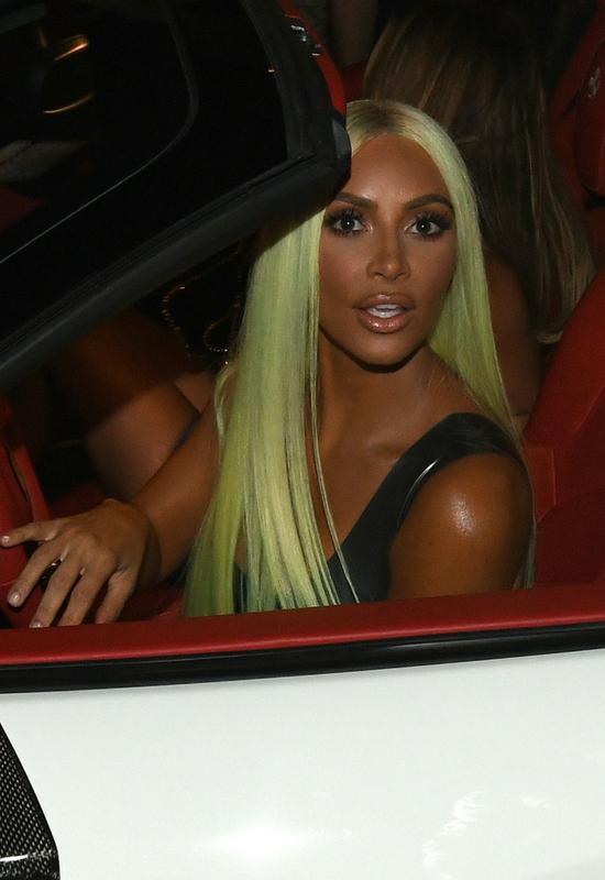 Kim Kardashian znowu w innej fryzurze! To najgorsze, co mogła sobie zrobić?!
