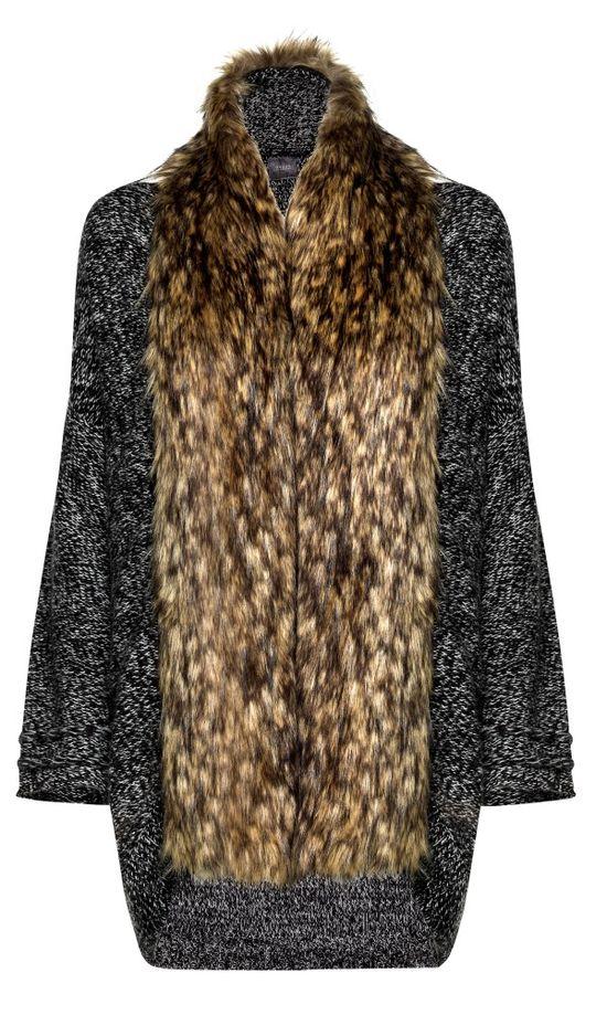 Tweedowe płaszcze na jesień (FOTO)