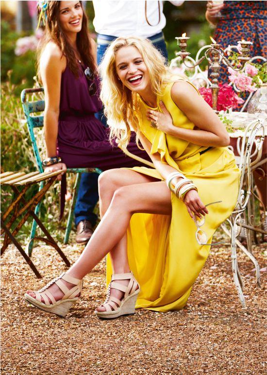 Modne i wygodne buty na wiosnę
