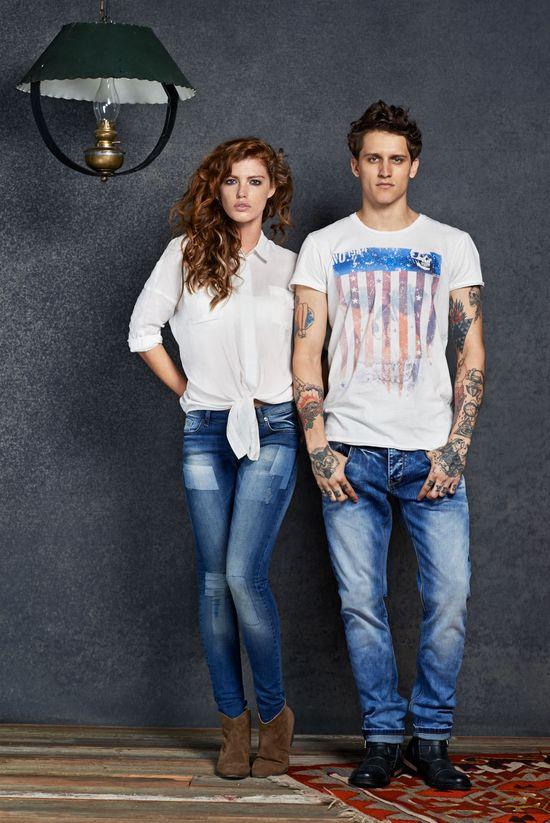 Jeans od New Yorker na sezon jesień-zima 2013/14