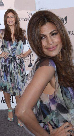 Eva Mendes najpiękniejsza na Independent Spirit Awards 2011