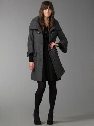 Płaszcz od Burberry
