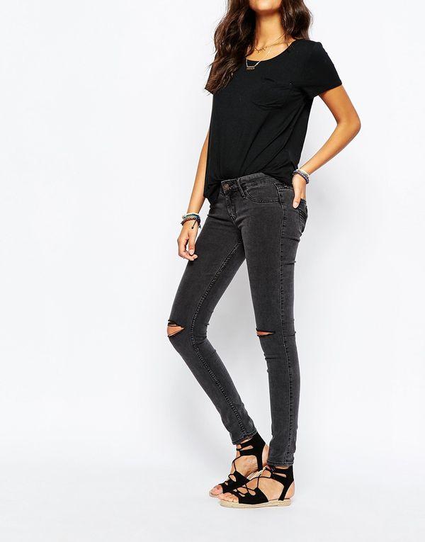 Najmodniejsze jeansy na jesień w ofercie Asos (FOTO)