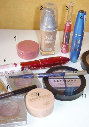 Wasze kosmetyczki: Kasia, 22 lata