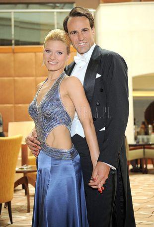 Anna Głogowska i jej wielki, piękny kok