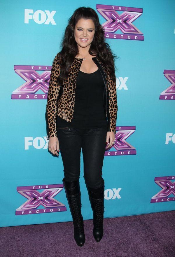 Khloe Kardashian zachwyca nową figurą! (FOTO)