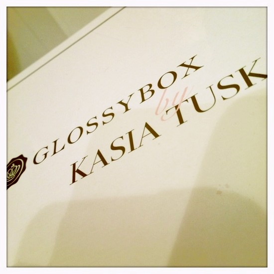 Glossybox by Kasia Tusk rozczarował klientki?