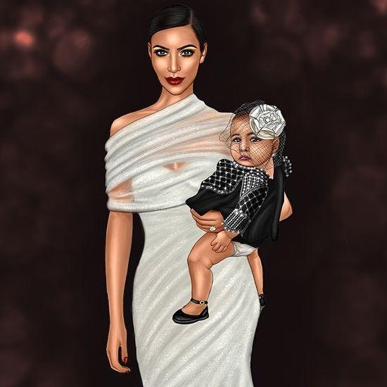 Jak wygląda wymarzona suknia Kim Kardashian?