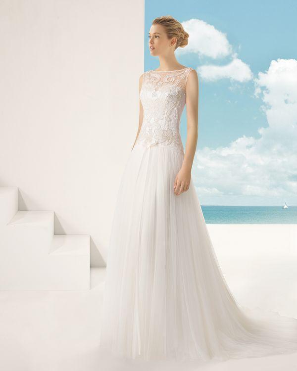 ROSA CLARÁ SOFT - suknie ślubne na rok 2016 (FOTO)