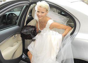 Zobacz suknię ślubną Małgorzaty Kożuchowskiej!