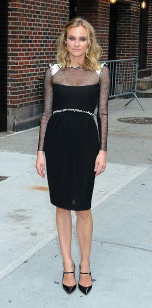 Perełki Diane Kruger