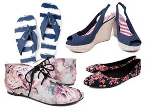 Wiosenne obuwie od Reserved (FOTO)
