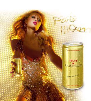 Nowy biznes Paris Hilton