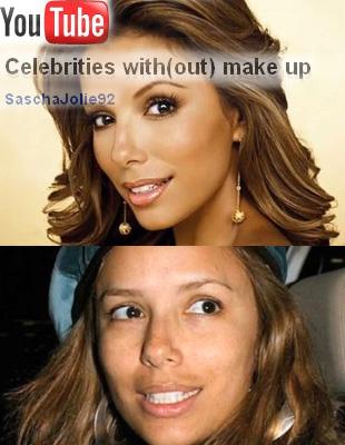 gwiazdy bez makijażu